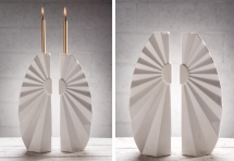 candlesticks design@@פמוטים מקרמיקה